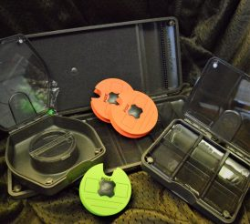 TACKLE & RIG BOXES
