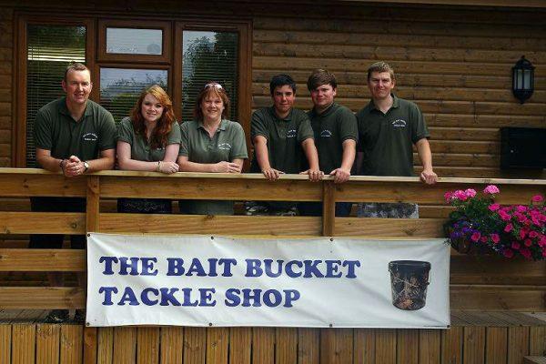 The Bait Bucket Team